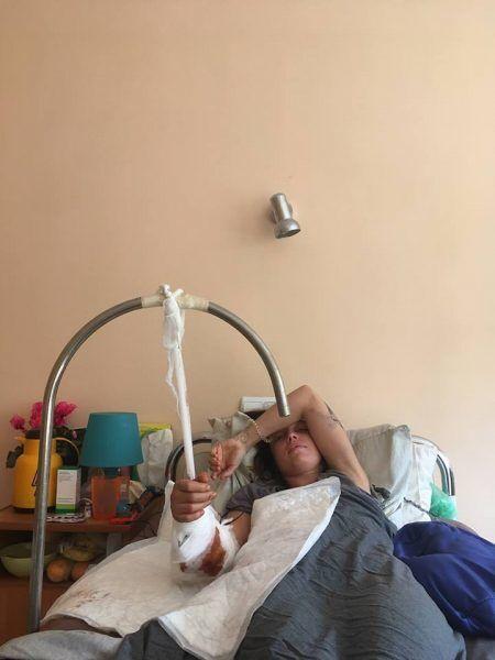 ''Схватил и потащил'': на Прикарпатье произошло жуткое ЧП с медведем. Фотофакт