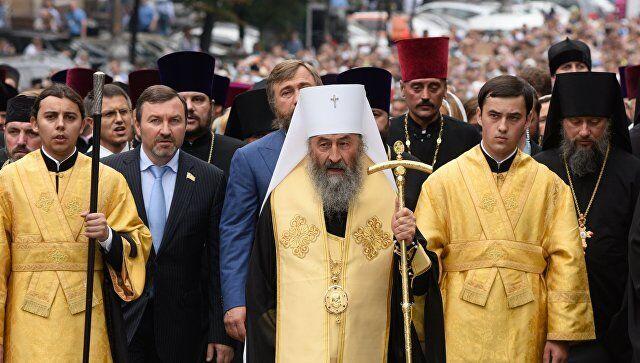 Священики УПЦ МП