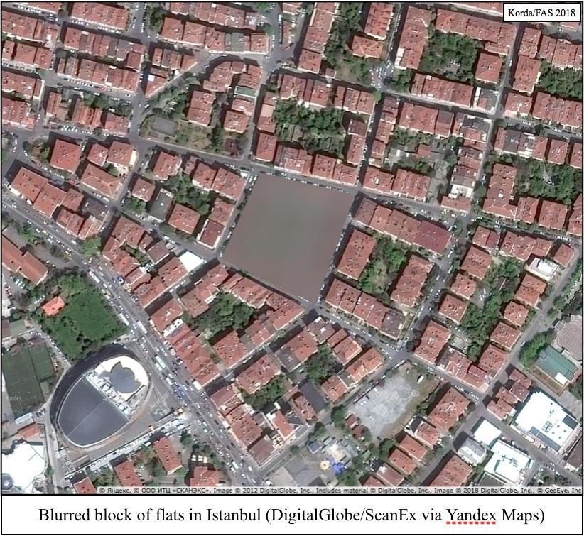 ''Яндекс'' по ошибке рассекретил сотни военных баз: опубликованы карты
