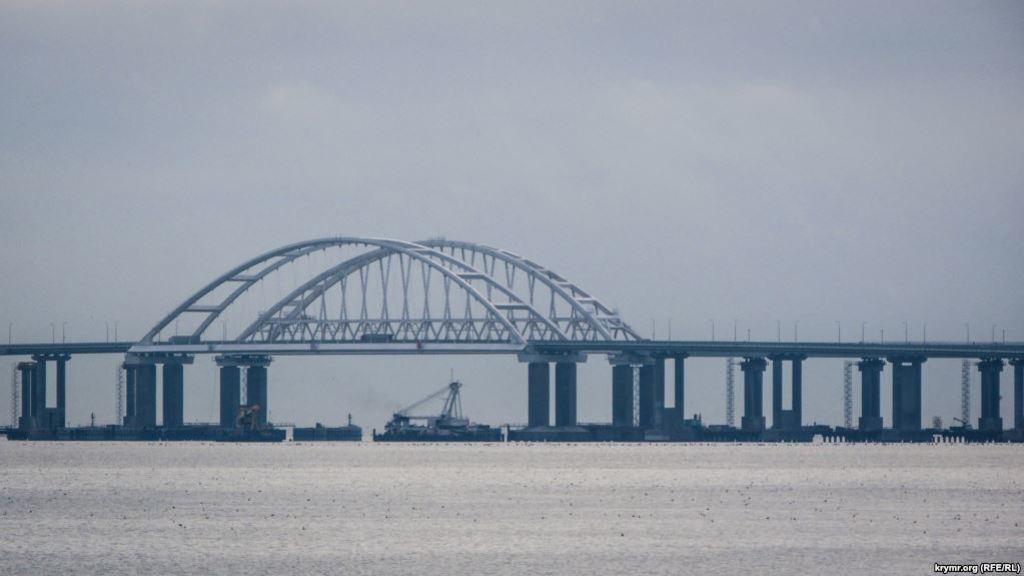 Оккупантам предрекли проблемы с Крымским мостом