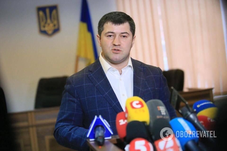 Екс-нардеп розставив крапки над ''і'' у справі Насірова
