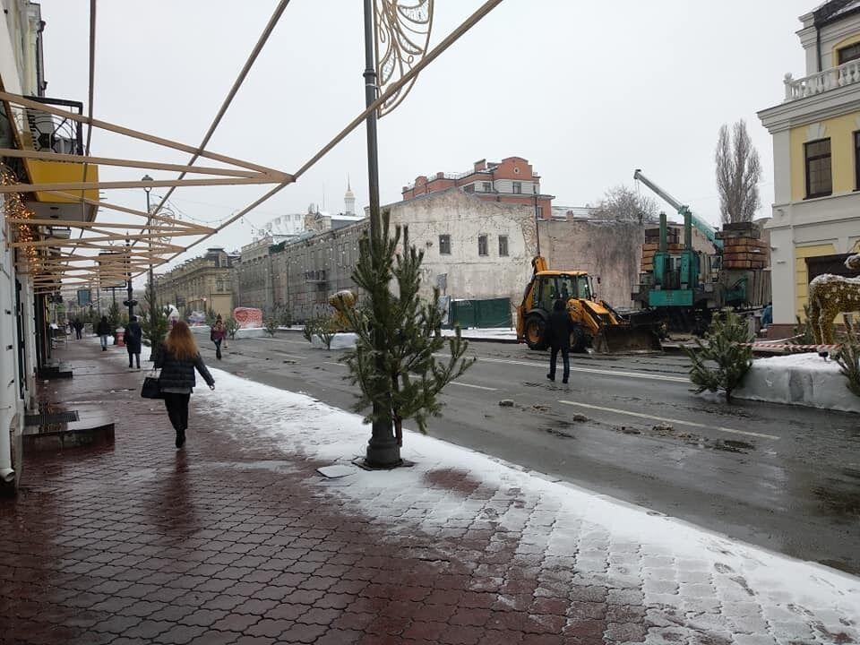 ''Який жах'': киян розлютила новорічна інсталяція в центрі міста