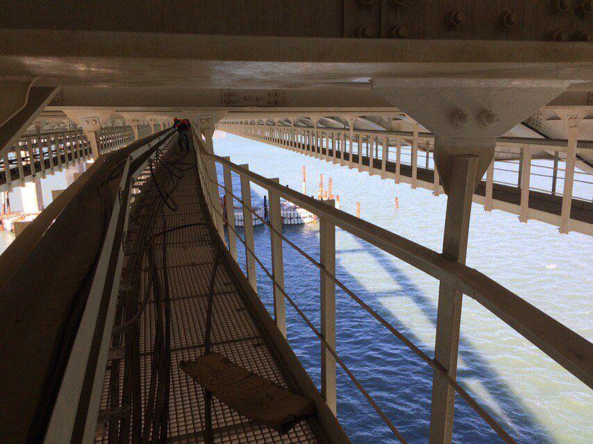 ''Частокіл'': з'явилися нові фото Кримського мосту