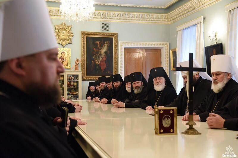 В УПЦ КП выбрали кандидата в предстоятели единой церкви