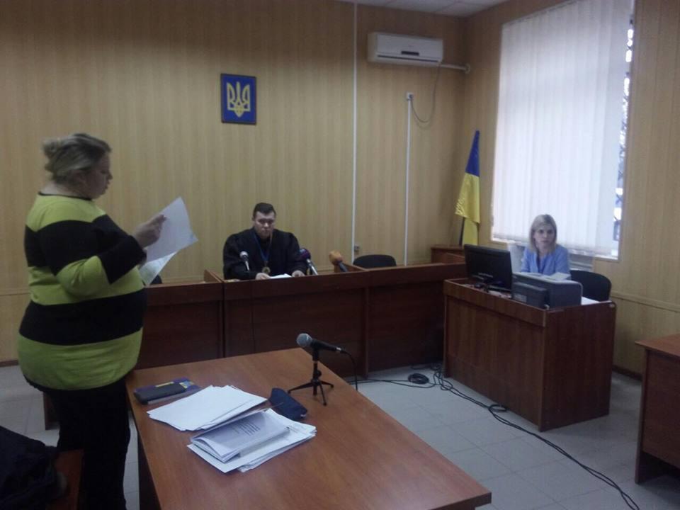 Адвокат Валентина Богатченко