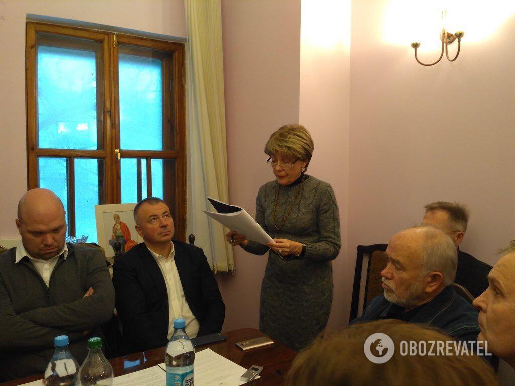 Засідання консультаційної ради