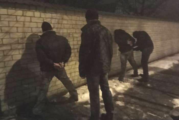 СБУ заявило про гучне затримання: до ОЗУ входив поліцейський