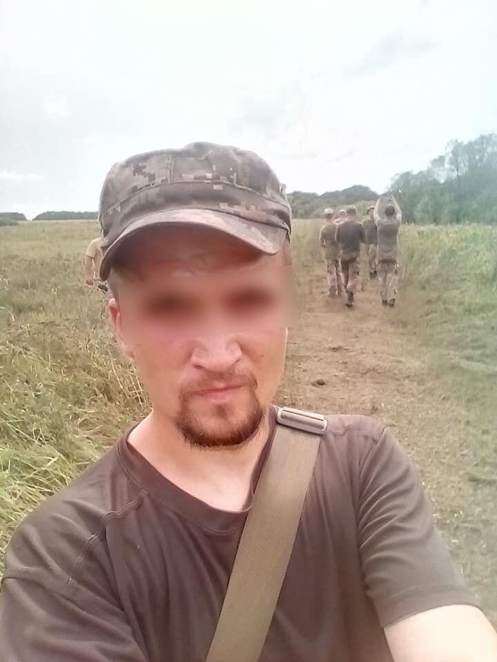 33-річний Віталій
