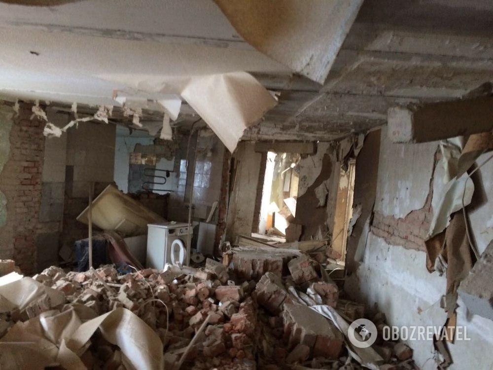 Взрыв в Фастове: губернатор прояснил вопрос с жильем