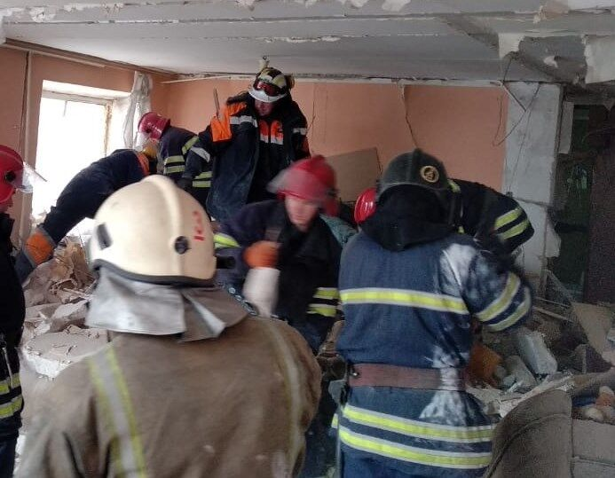Взрыв многоэтажки в Фастове: есть жертвы
