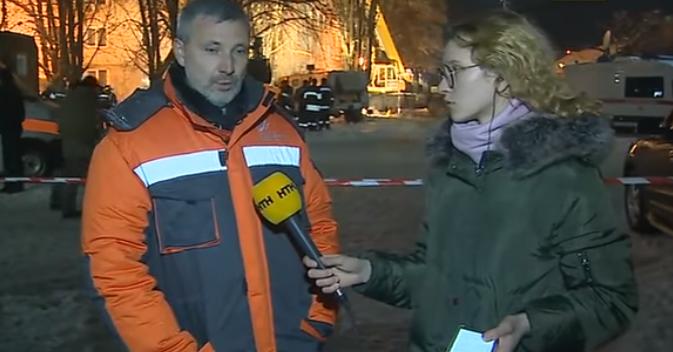 Появились новые подробности взрыва в Фастове