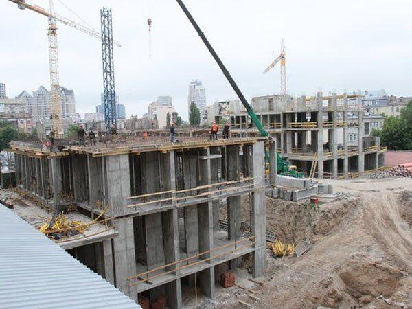 Будівництво ЖК