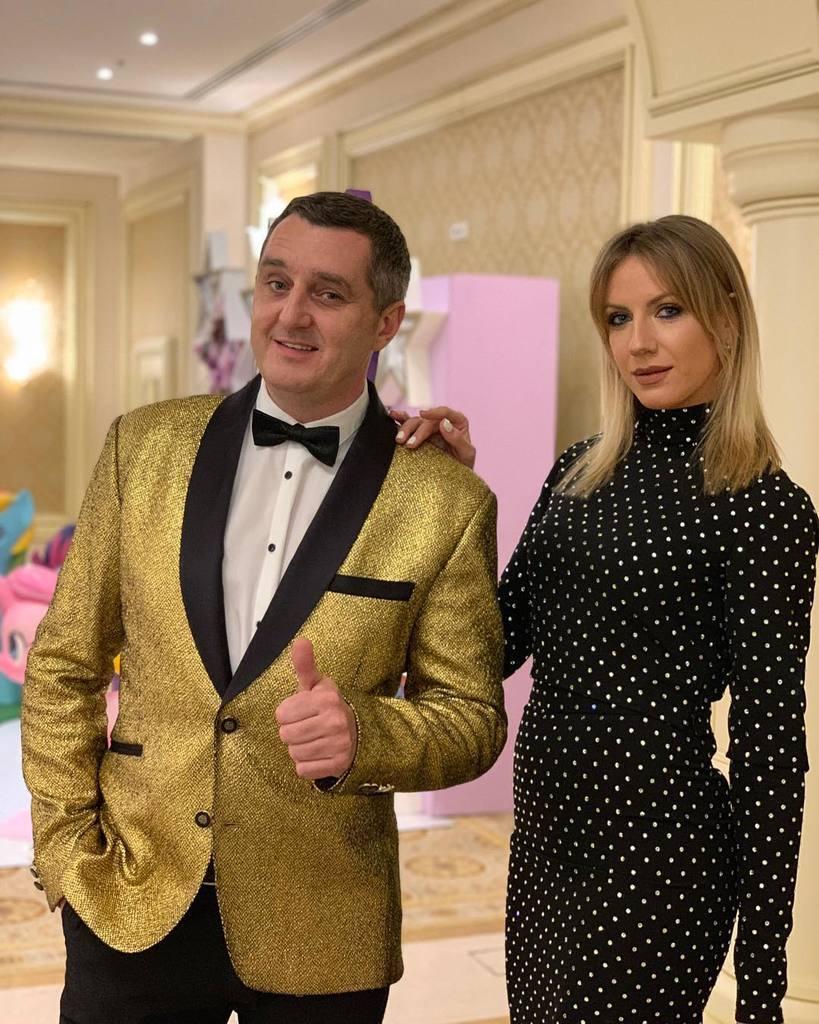 Вадим Мічковський і Леся Нікітюк