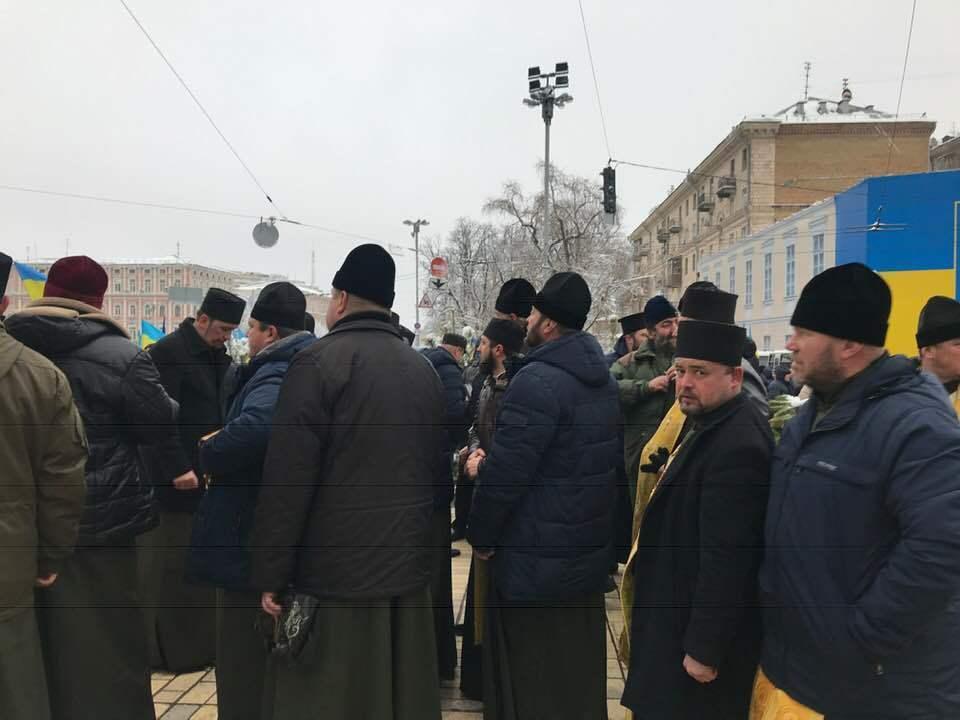 Київ в очікуванні Об'єднавчого Собору