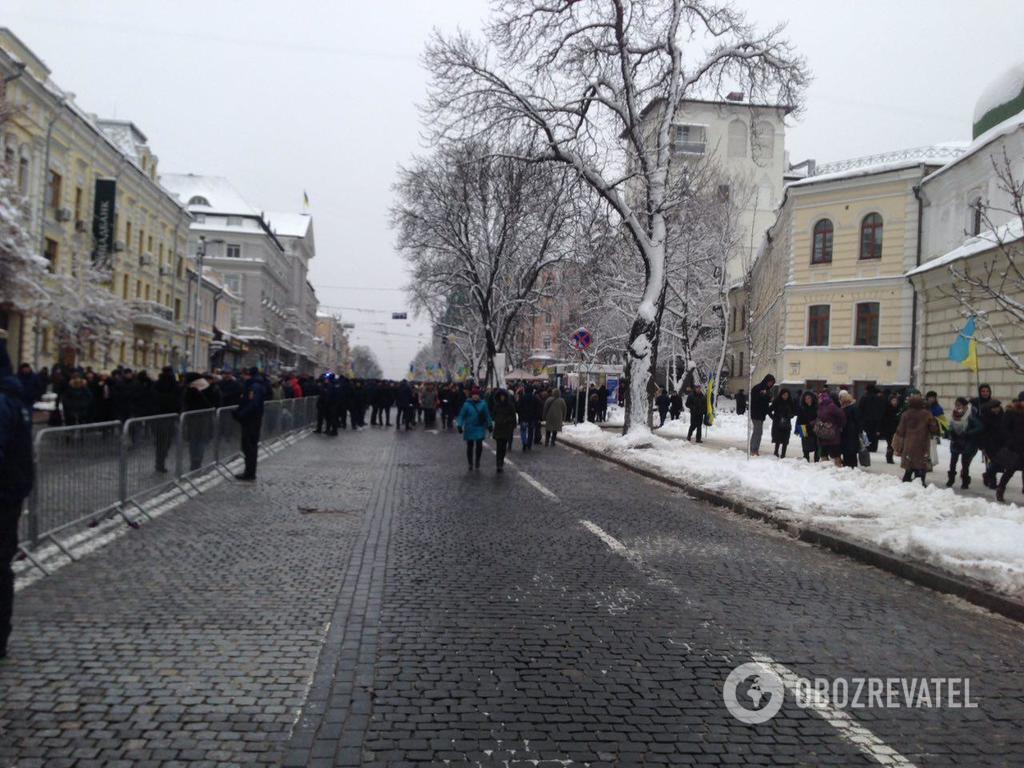 Киев в ожидании Объединительного Собора