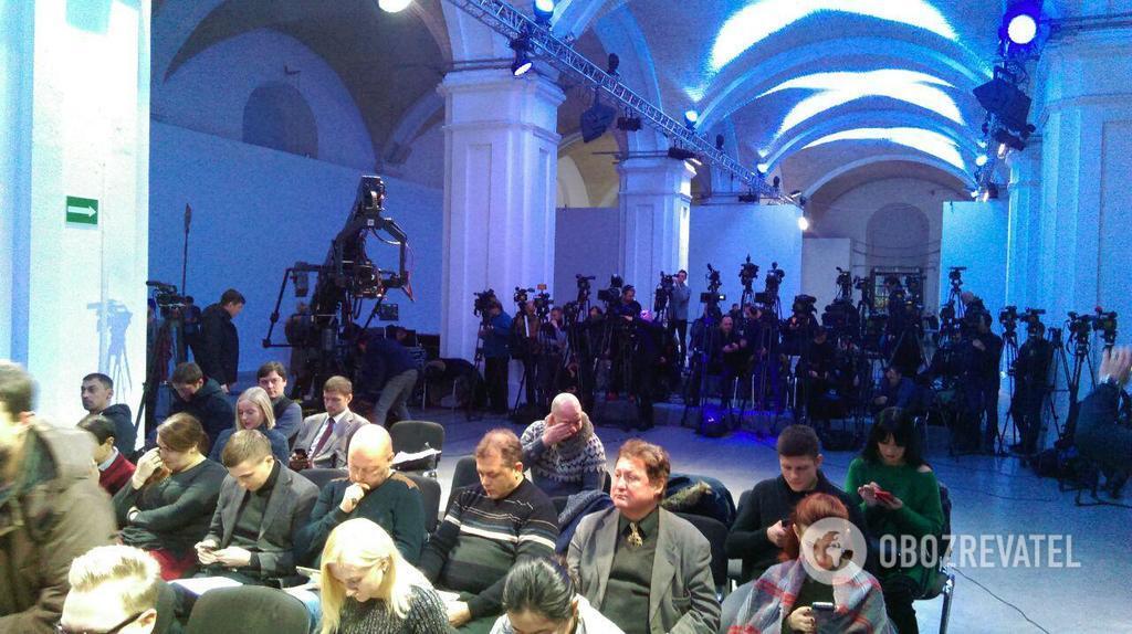 Порошенко дал пресс-конференцию: о чем говорил президент