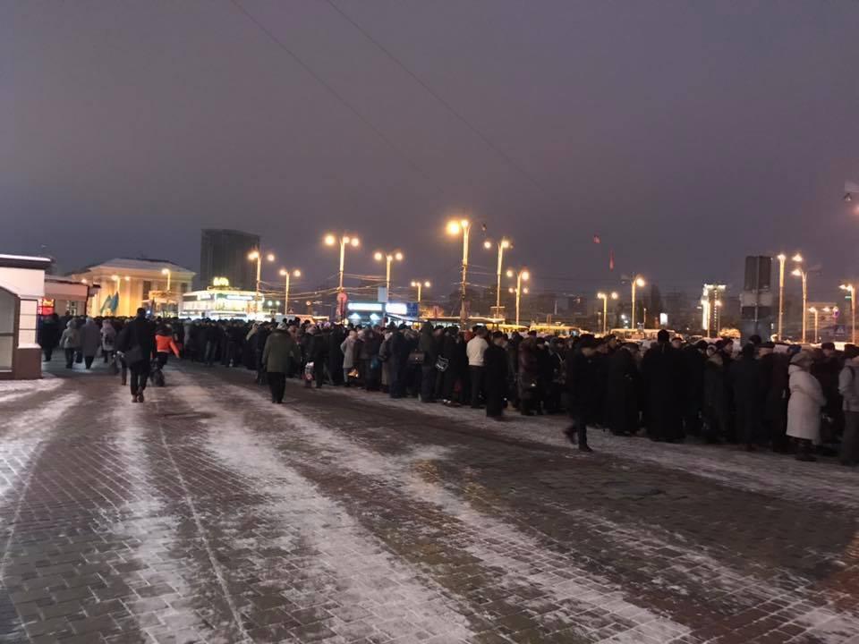 ''Це було пекло'': український депутат видала страшилку про Собор