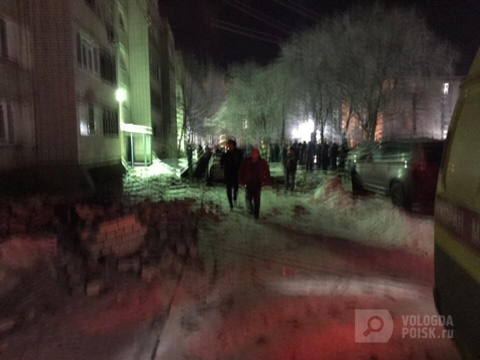 В России взорвался жилой дом: есть жертва, много раненых