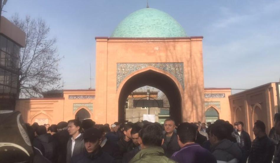 Звезду ''Кривого зеркала'' похоронили в Узбекистане