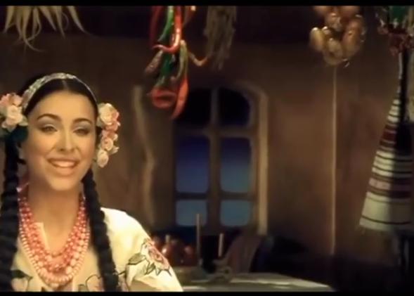 Ани Лорак в роли Оксаны (Вечера на хуторе близ Диканьки)
