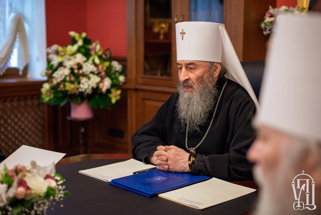 УПЦ МП экстренно собрала заседание Синода