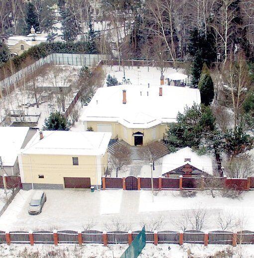 Будинок Маслякова на Рубльовці