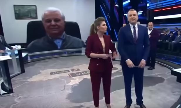 Экс-президент Украины появился в эфире росТВ