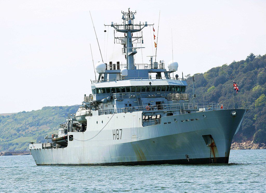 HMS Echo (H87)