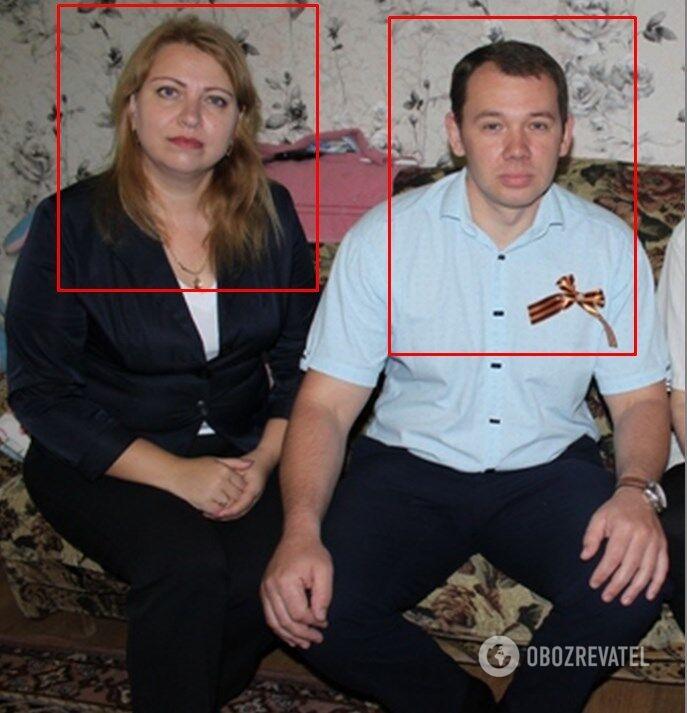 Калинина и Пелипасов