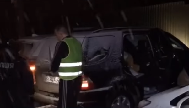 На Рівненщині водій влаштував перегони з копами: відео