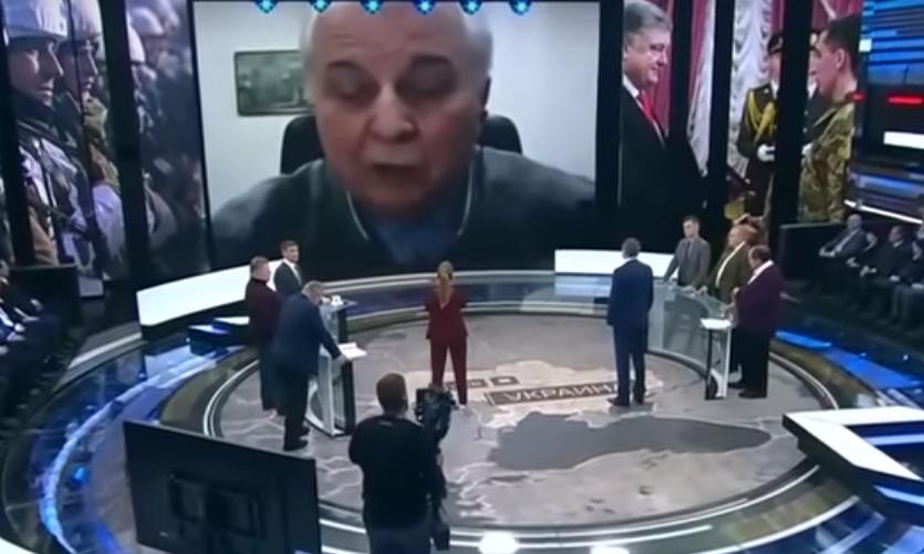 ''Не убивайте людей!'' Первый президент Украины вывел из себя пропагандистов Кремля