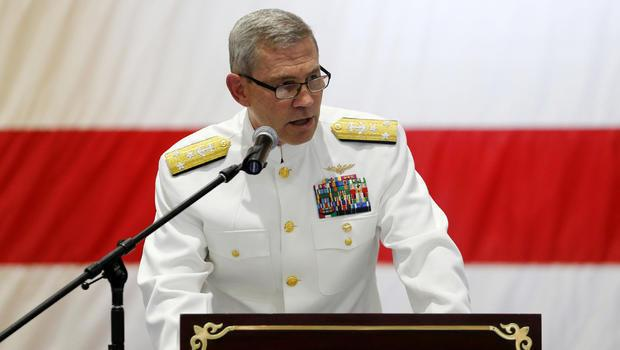 Командувач флотом ВМС США знайдений мертвим