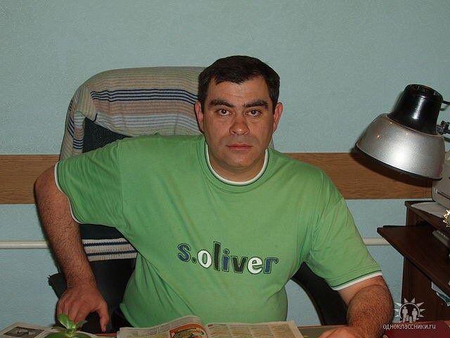 Подозреваемый Салават Галиев