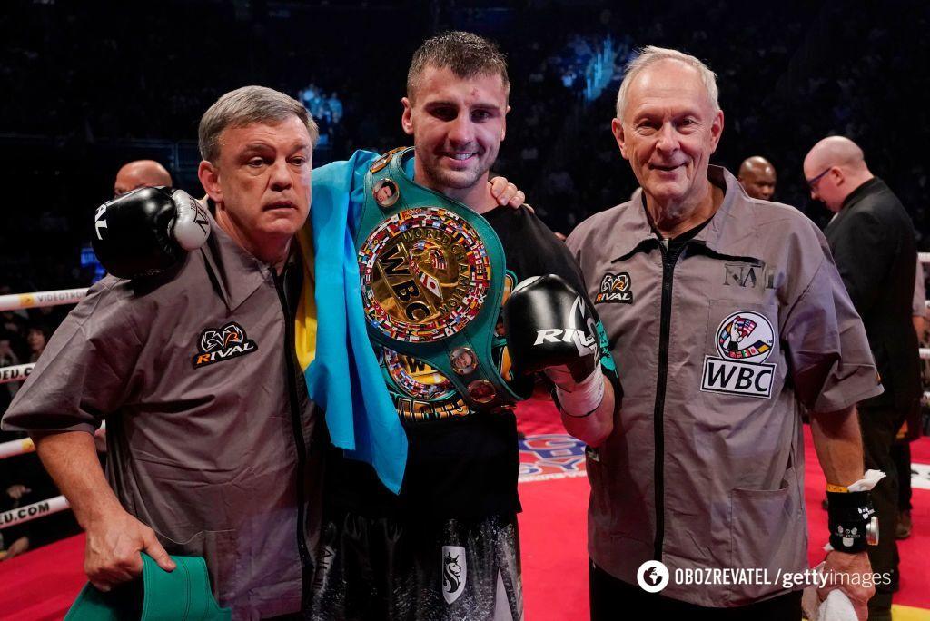 Украинец Гвоздик ярким нокаутом добыл чемпионский титул