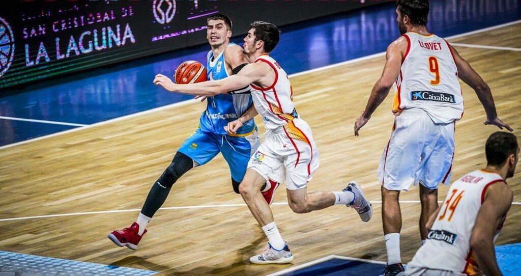 Испания - Украина