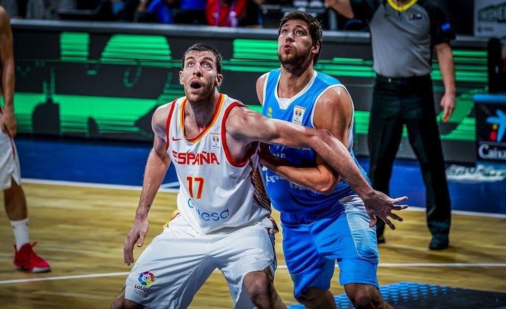 Испания — Украина