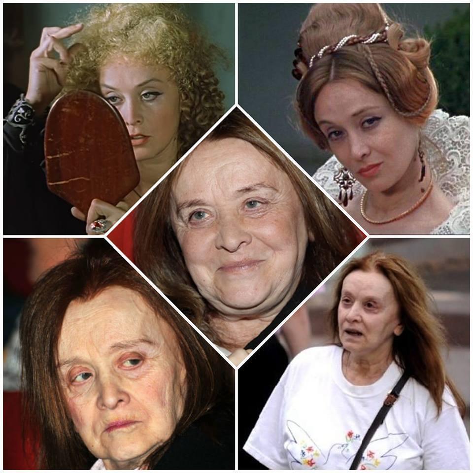 Маргарита Терехова - блистательная красавица и вот такой конец...