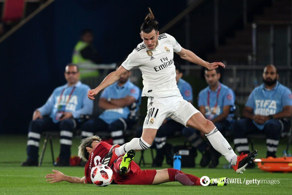 """""""Касима Антлерс"""" – """"Реал Мадрид"""""""