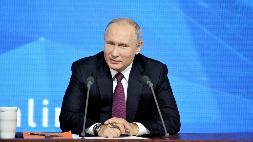 Путін цинічно прокоментував ситуацію з захопленням українських моряків у Чорному морі