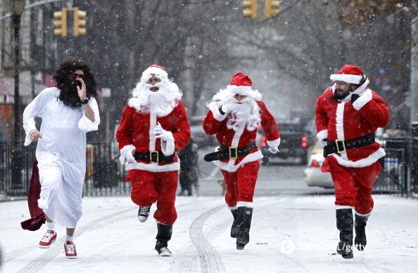 Санта-Клауси