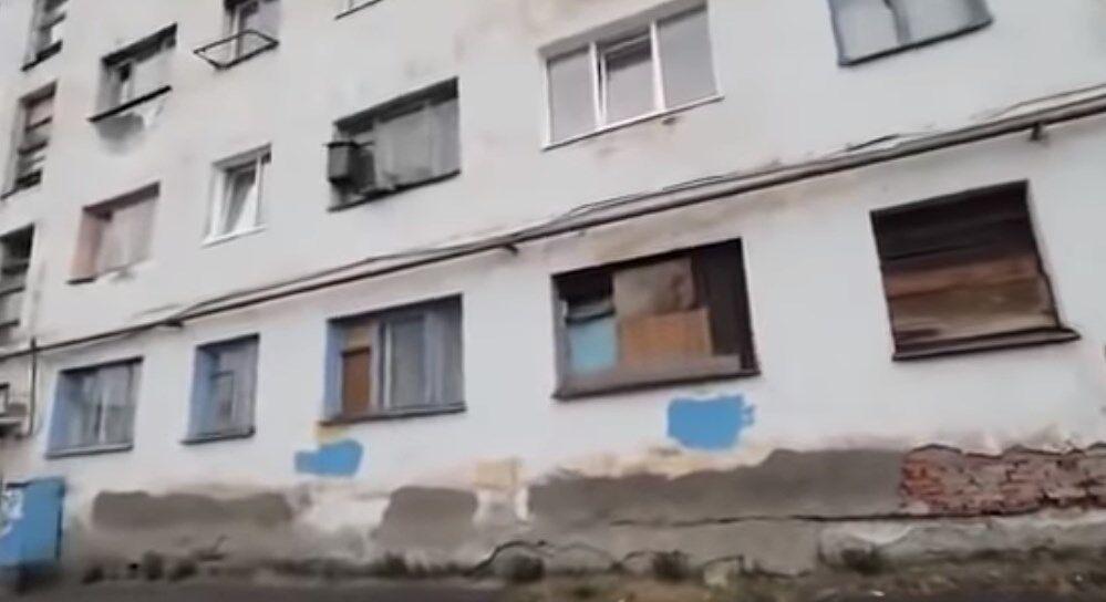 Жилые дома в Мурманске