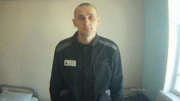Олег Сенцов после 145-дневной голодовки