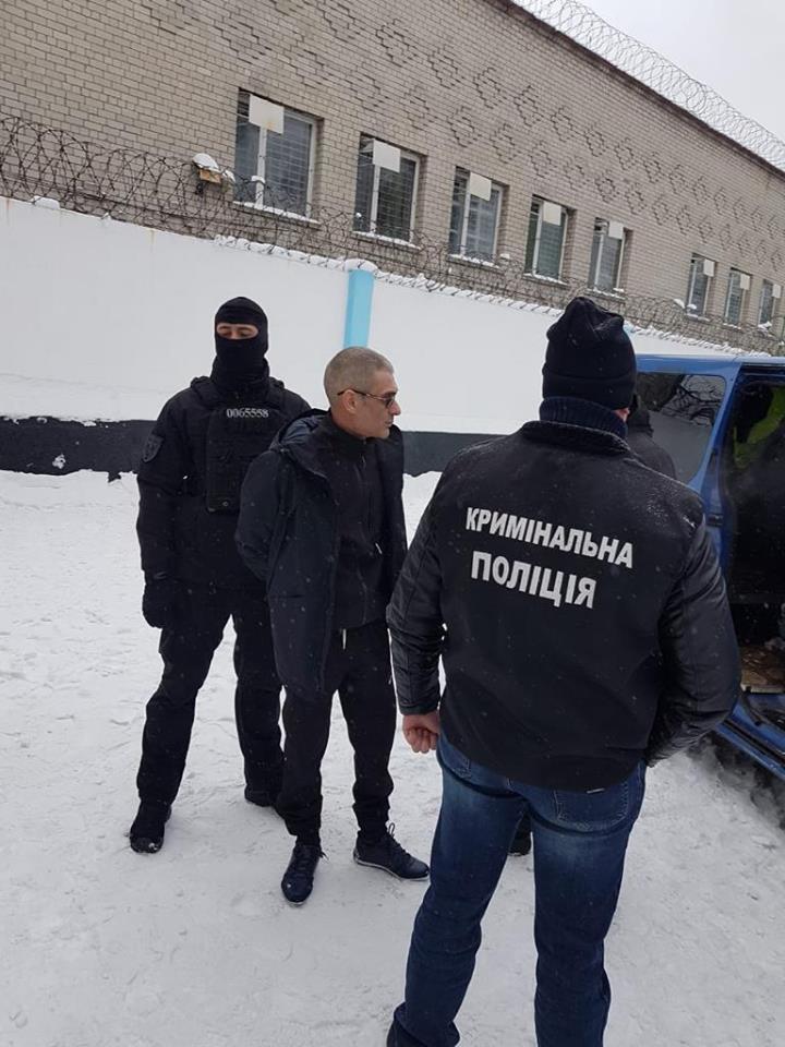 Грузинського кримінального авторитета видворили з України