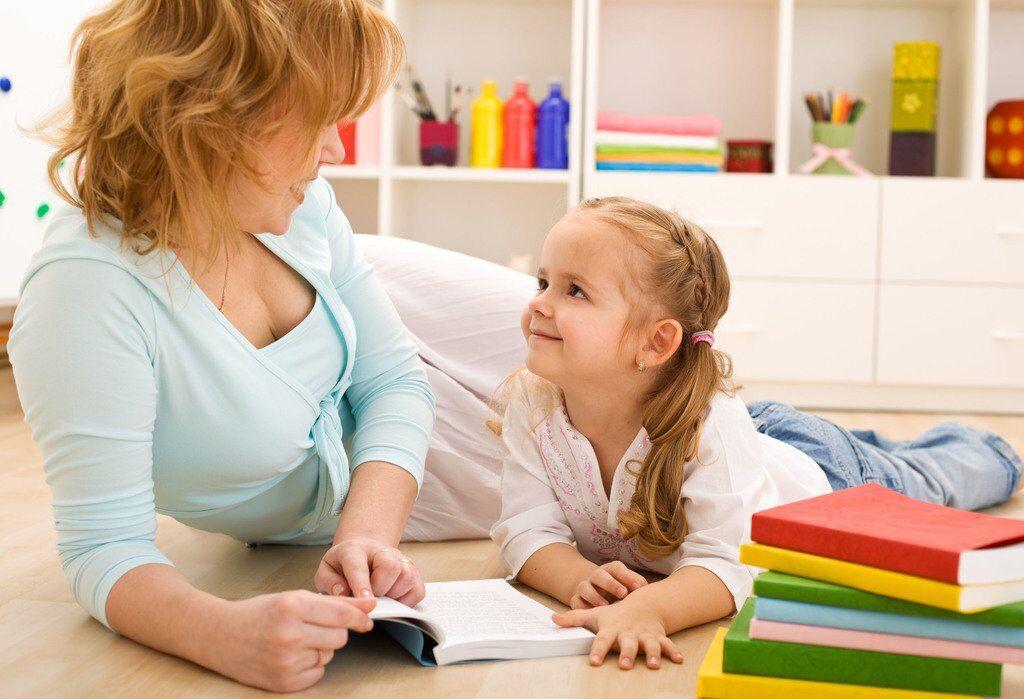Як посадити дошкільнят за книжки