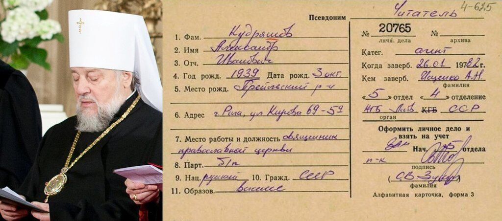 Митрополит Латвии Александр