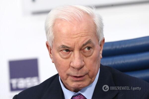 Миколи Азаров