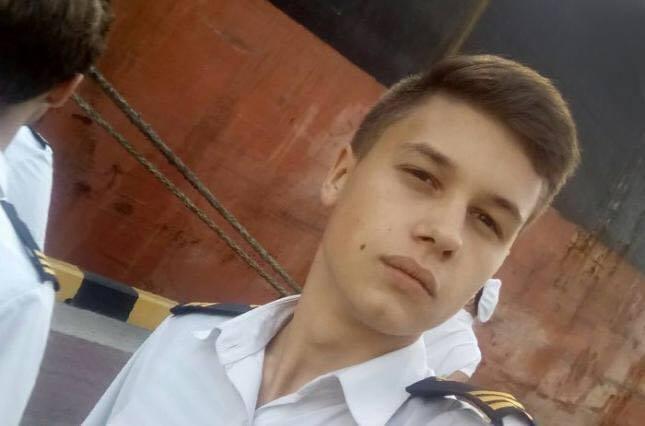 Самому младшему военнопленныму украинскому моряку исполнилось 19 лет!