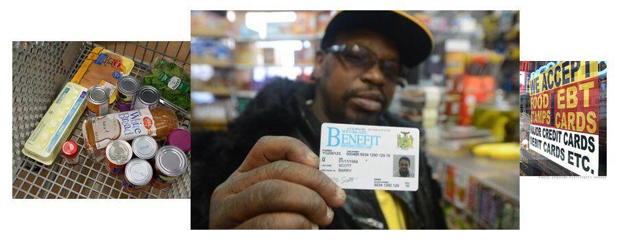 У США видають картки фудстемп