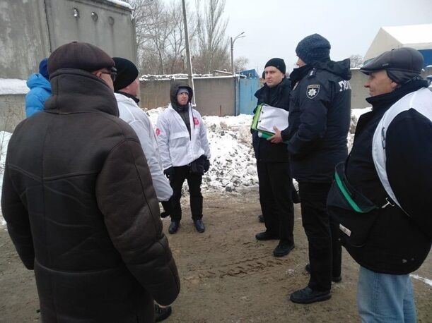 "Активисты ""Стопкора"""