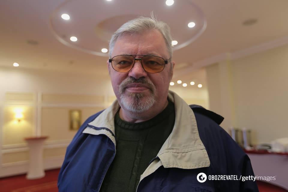 Юрий Медовар